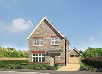 Thumbnail 3 bedroom detached house for sale in Glenwood Park, Old Bideford Road, Barnstaple