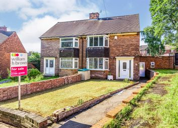 Thumbnail 3 bed semi-detached house for sale in Brunswick Road, Broom, Rotherham