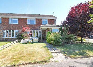 3 bed semi-detached house for sale in Marion Road, Furnace Green, Crawley, West Sussex RH10