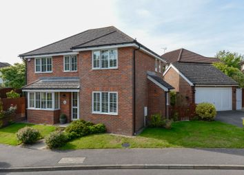 Thumbnail 4 bed detached house for sale in Farrier Close, Orchard Heights, Ashford