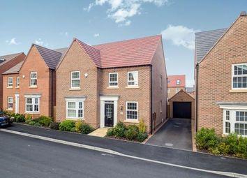 Thumbnail 4 bed detached house for sale in Paulina Avenue, Hucknall, Nottingham, Nottinghamshire