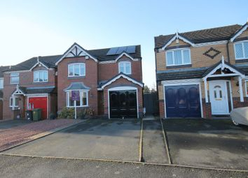 Thumbnail 4 bed detached house for sale in Beames Close, Telford