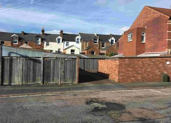 Thumbnail Land for sale in College Avenue, St Leonards, Exeter