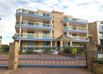 Thumbnail 3 bed flat for sale in Banks Road, Sandbanks, Poole, Dorset