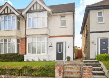 Thumbnail 3 bed semi-detached house for sale in Mabledon Avenue, Ashford, Kent, .