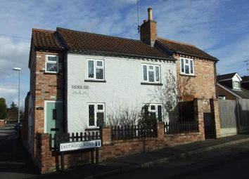 Thumbnail 2 bed link-detached house for sale in Bingham Road, Radcliffe-On-Trent, Nottingham