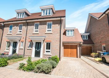 Thumbnail 3 bed semi-detached house for sale in Pintail Way, Maidenhead
