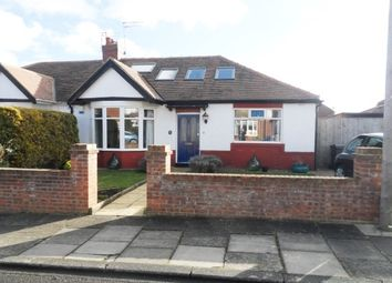 Thumbnail 3 bed bungalow to rent in Chatsworth Gardens, Whitley Bay