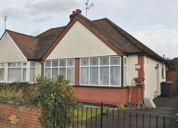 Thumbnail 2 bedroom semi-detached bungalow for sale in Stewart Road, Chelmsford, Essex