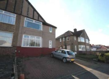 Thumbnail Maisonette to rent in Camrose Avenue, Erith