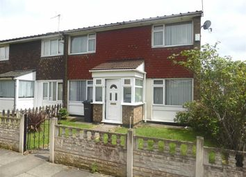 Thumbnail 3 bed end terrace house for sale in Arkle Croft, Hodge Hill, Birmingham