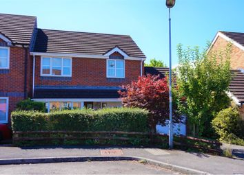 Thumbnail 3 bed semi-detached house for sale in Park Close, Calne