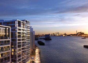 Thumbnail 3 bedroom flat for sale in Waterfront II, Royal Arsenal Riverside, Woolwich, London