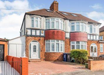 3 bed semi-detached house for sale in Briar Crescent, Northolt, London, Uk UB5
