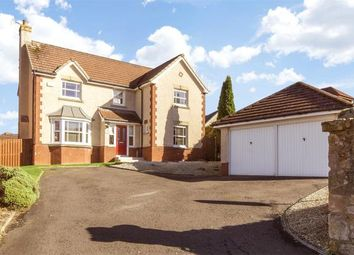 Thumbnail 4 bed detached house for sale in Mill Road, Cambusbarron