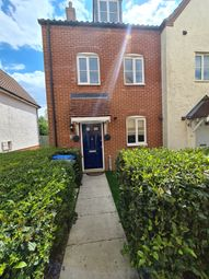 Thumbnail 3 bed end terrace house to rent in Weatherby Road, Norwich