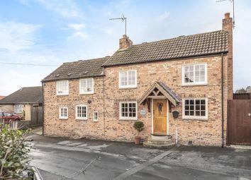 Thumbnail 5 bedroom detached house for sale in Hollie Cottage, Little Burton, Brandesburton, Driffield