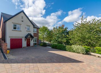 Thumbnail 4 bed detached house for sale in Seagent Place, Consett