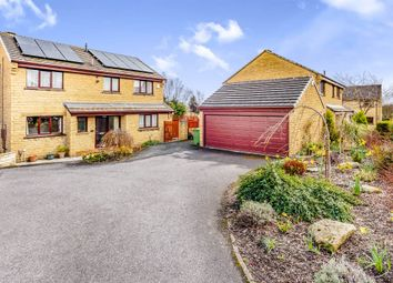 Thumbnail 4 bed detached house for sale in Moor Close, Beaumont Park, Huddersfield