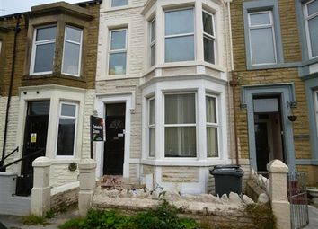 Thumbnail 1 bed flat to rent in Wellington Terrace, Morecambe