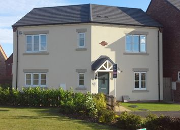 Thumbnail 4 bedroom detached house for sale in The Boulevard, Eastfield, Scarborough