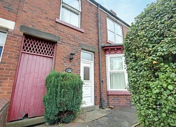 Thumbnail 4 bedroom terraced house for sale in Bellhouse Road, Sheffield