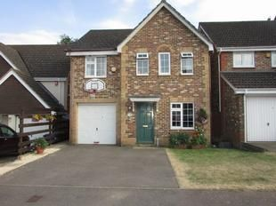 Thumbnail 4 bed detached house for sale in Thirlmere, Stevenage
