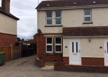 Thumbnail 2 bed semi-detached house to rent in Station Road, Westbury