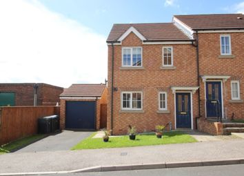 Thumbnail 3 bed semi-detached house to rent in Orwell Gardens, Stanley