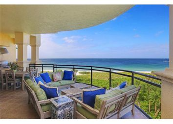 Thumbnail 3 bed town house for sale in 2161 Gulf Of Mexico Dr #6, Longboat Key, Florida, 34228, United States Of America