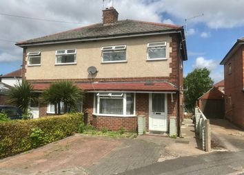 Thumbnail 3 bedroom semi-detached house for sale in Sutton Drive, Shelton Lock, Derby