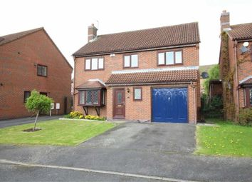 Thumbnail 4 bed property for sale in Woodsorrell Drive, Oakwood, Derby