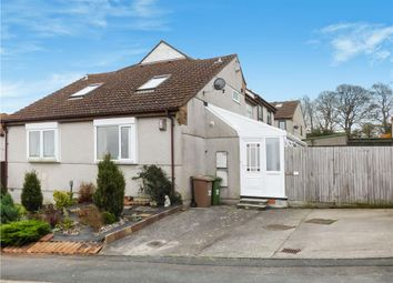 Thumbnail 1 bedroom end terrace house for sale in Bellingham Crescent, Plymouth