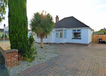 Thumbnail 2 bedroom detached bungalow for sale in Lyndale Road, Kingsteignton, Newton Abbot, Devon