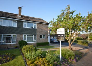 Thumbnail 3 bed semi-detached house to rent in Montfort Road, Romsey, Hampshire
