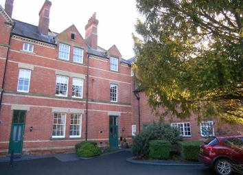 Thumbnail 2 bed flat to rent in High Street, Repton Village, Derbyshire