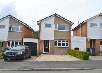 Thumbnail 3 bed link-detached house to rent in Wallbridge Close, Leek