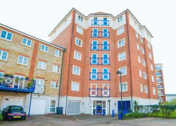 Thumbnail 3 bed flat for sale in Barbuda Quay, Eastbourne