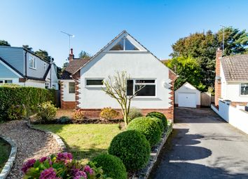 Thumbnail 4 bed detached bungalow for sale in Knole Gardens, Bournemouth, Dorset