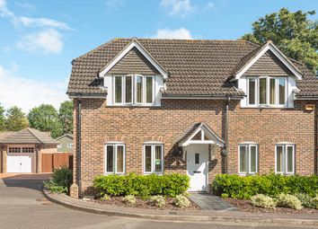 Wynsdale Chase, Warsash, Southampton SO31. 4 bed detached house