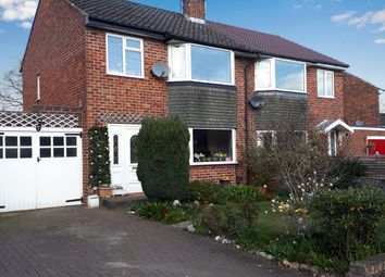 Thumbnail 3 bed semi-detached house for sale in Newlands Road, Macclesfield, Cheshire