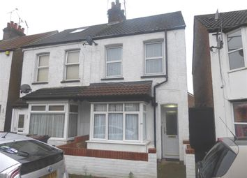 Thumbnail 2 bedroom semi-detached house for sale in Letchworth Road, Luton