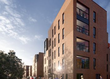 Thumbnail 1 bed flat for sale in Mozart Gardens, Acton, London