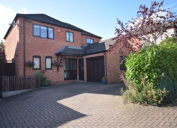 Thumbnail 4 bed detached house to rent in Chapmans Croft, Coton-In-The-Elms, Swadlincote