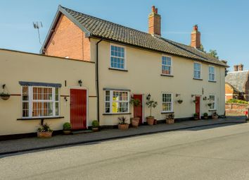Thumbnail 4 bed cottage for sale in King Street, New Buckenham, Norwich