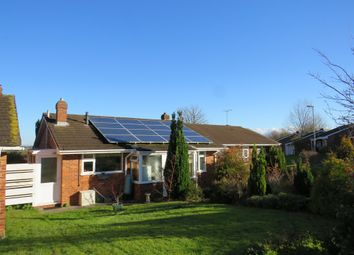 Thumbnail 2 bed detached bungalow for sale in Swanmore Close, Winchester