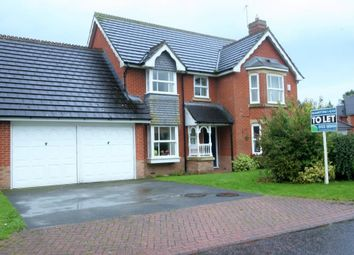 Thumbnail 6 bed detached house to rent in Long Crag View, Killinghall, Harrogate