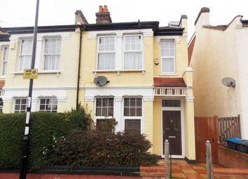 Thumbnail 2 bed end terrace house for sale in Dallmally Road, London