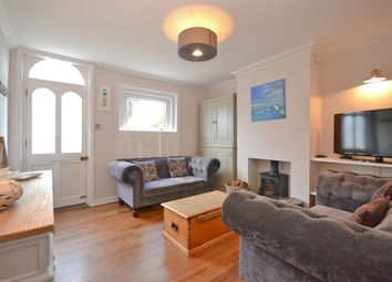 Thumbnail 2 bed semi-detached house for sale in Albert Road, Gurnard, Cowes