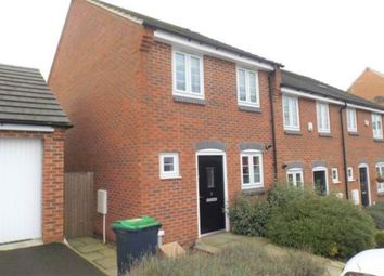 Thumbnail 2 bed end terrace house for sale in Pendean Way, Sutton-In-Ashfield